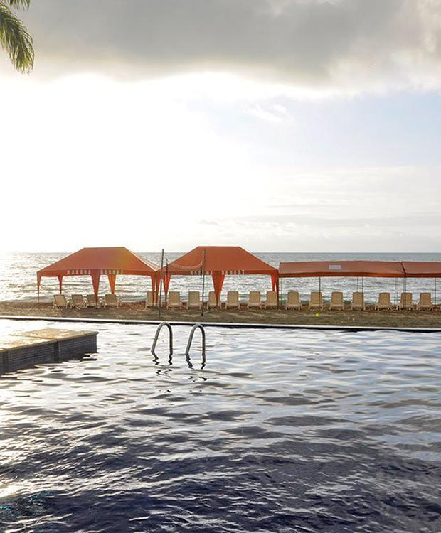 Piscina GHL Relax Hotel Makana Resort Tonsupa
