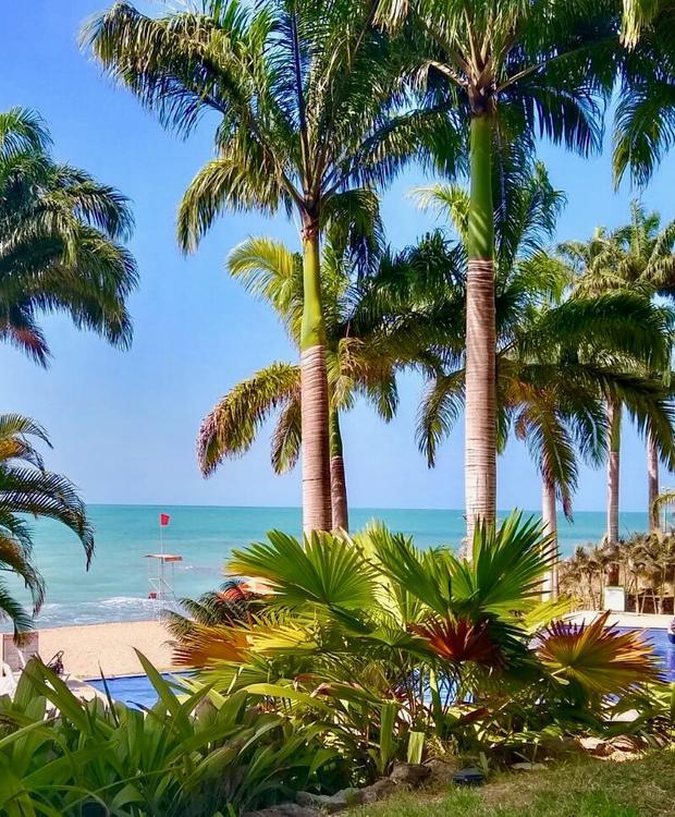 Exterior GHL Relax Hotel Makana Resort Tonsupa