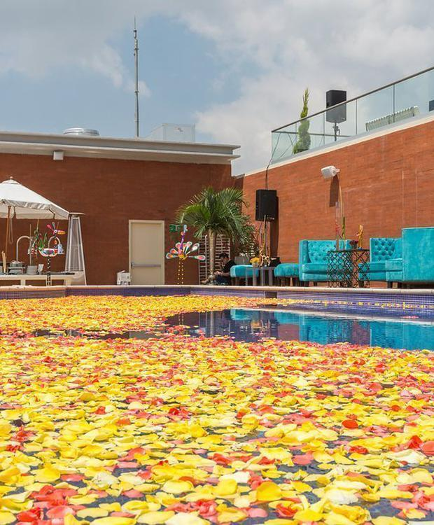 Piscina Latam Hotel Plaza Pradera Quetzaltenango Quetzaltenango
