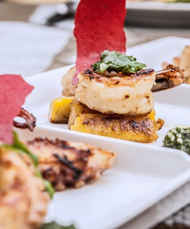 Gastronomia Hotel GHL Relax Corais de Indias Cartagena das Índias