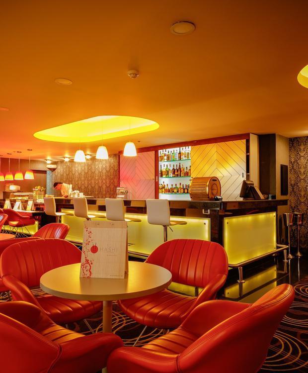 Hashi Sushi Bar Sheraton Bogotá Hotel Sheraton Bogotá Hotel Bogota