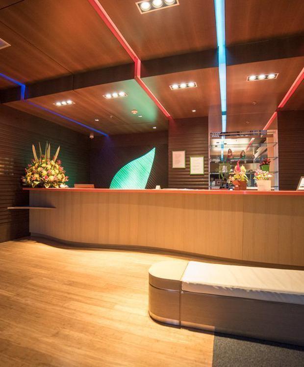 Lobby Biohotel Organic Suites Bogota