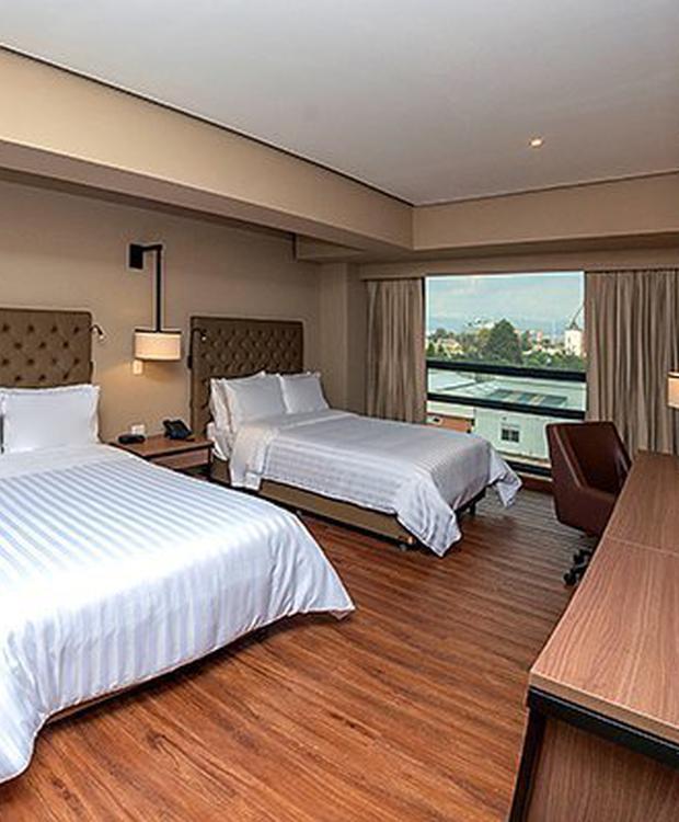 Quarto Twin GHL Style Bogotá Occidente GHL Style Hotel Bogotá Occidente Bogota
