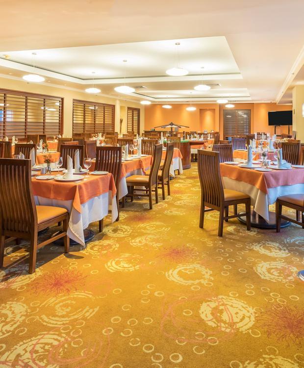 Azafran Restaurant GHL Hotel Capital GHL Hotel Capital Bogota
