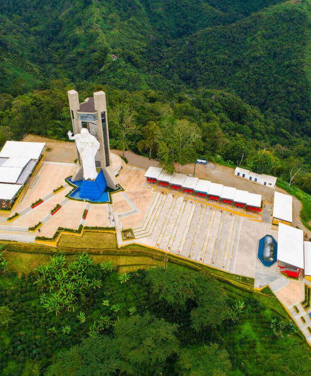 Cerro del Santisimo Sonesta Hotel Bucaramanga  Bucaramanga