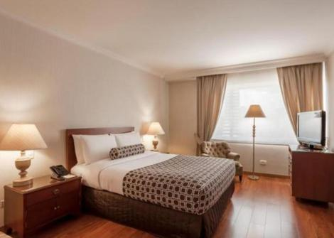 QUARTO STANDARD SINGLE Hotel GHL Tequendama Bogota