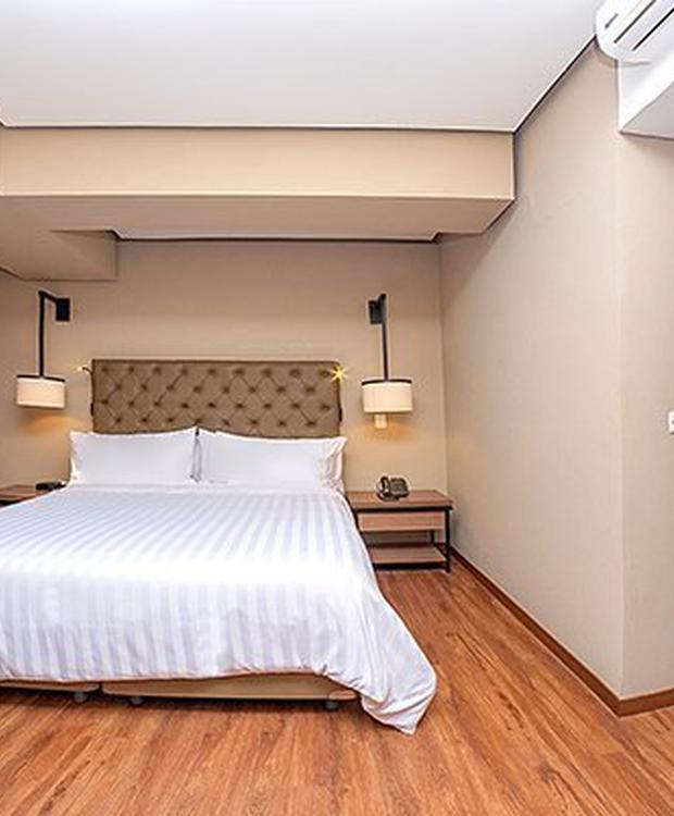 Quarto King GHL Style Bogotá Occidente GHL Style Hotel Bogotá Occidente Bogota
