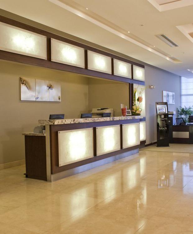 Recepção Sonesta Hotel Guayaquil Guaiaquil