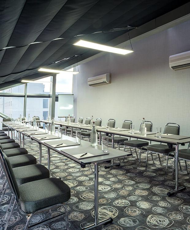 Sala de reuniões Hotel GHL Collection 93 Bogota