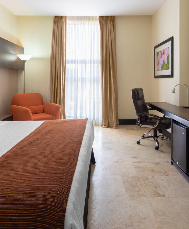 Quarto King Sonesta Hotel Barranquilla  Barranquilla