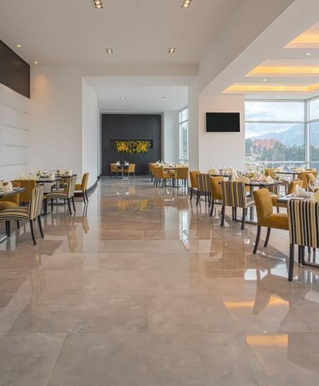 Sala de jantar Hotel Four Points by Sheraton Cuenca Cuenca