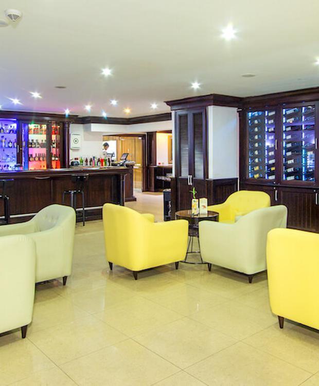 Barra Hotel Tequendama Bogota