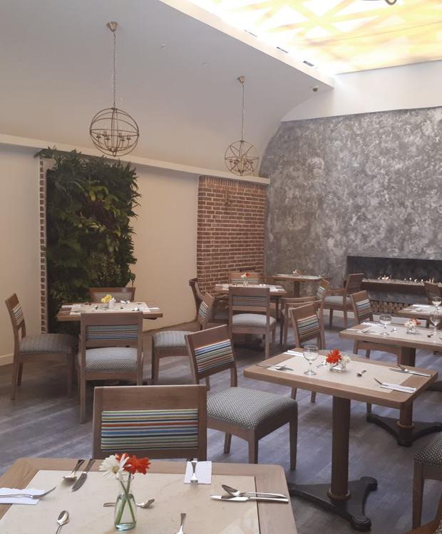 Cook´s Restaurante GHL Hotel Hamilton