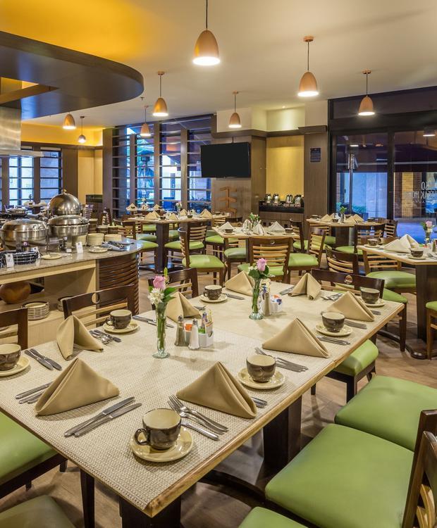 El Paso Restaurant GHL Hotel Capital GHL Hotel Capital Bogota