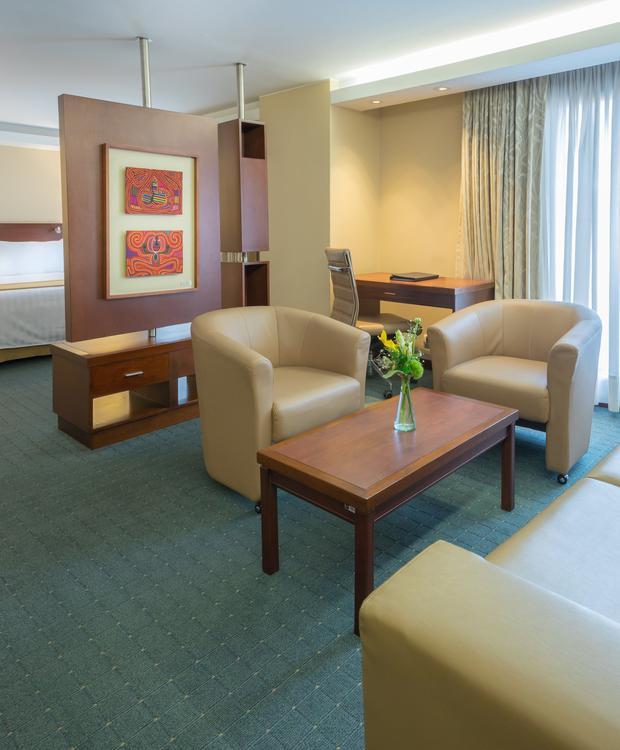 Suíte Júnior GHL Hotel Capital GHL Hotel Capital Bogota