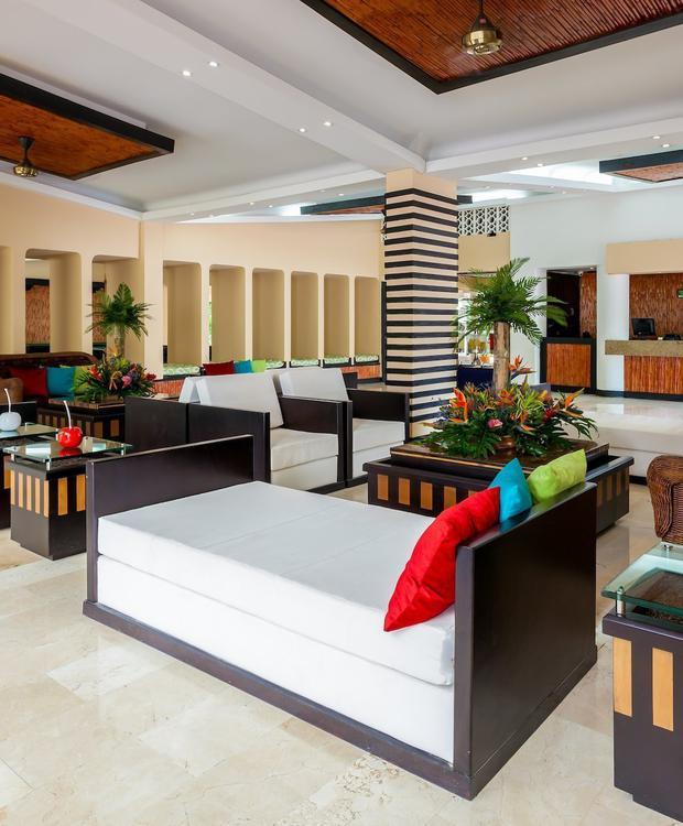 Lobby GHL Relax Hotel Club El Puente Girardot