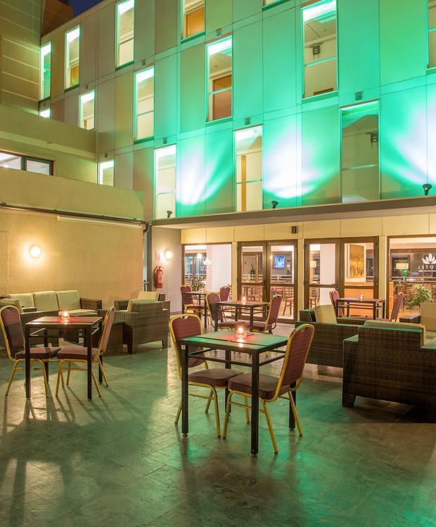 Sala de estar Geotel Geotel Antofagasta Antofagasta