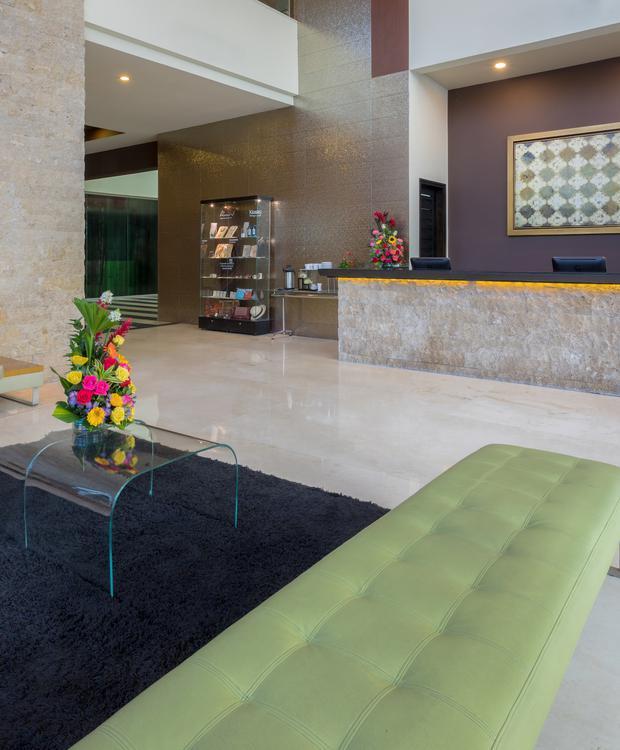 Lobby Sonesta Hotel Barranquilla  Barranquilla