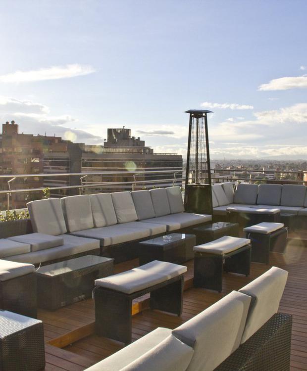 Bar Chelsea Bioxury Hotel Bogota