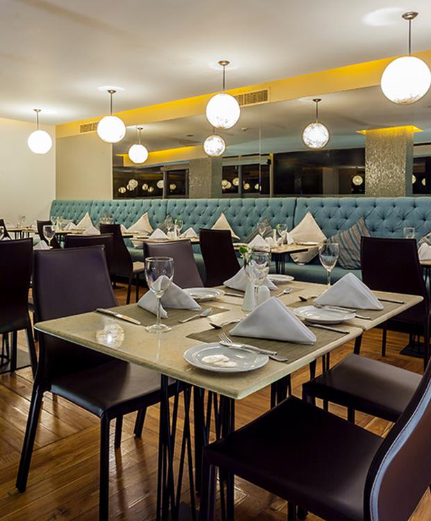 Restaurante Sonesta Hotel Cartagena Cartagena das Índias