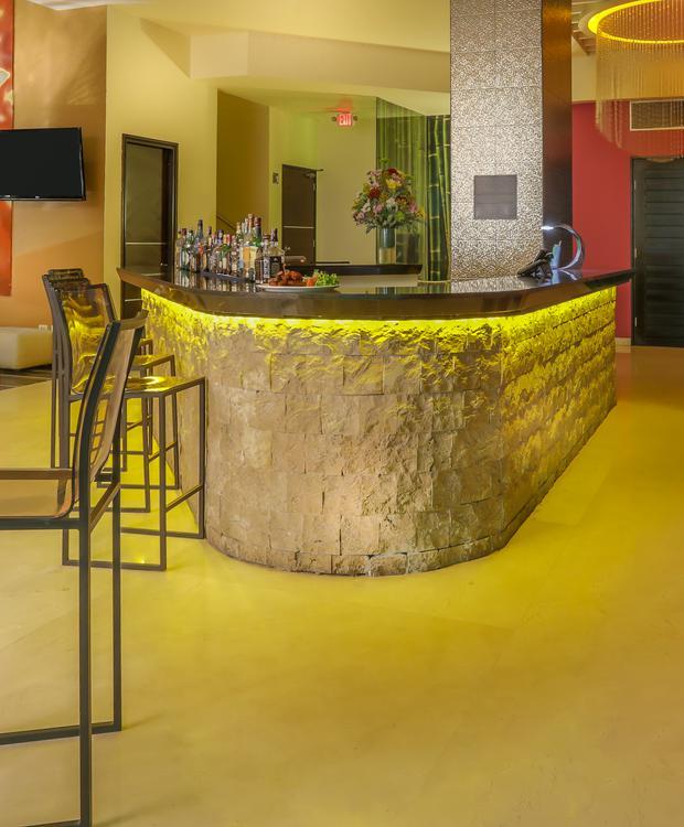 Asia Bar Sonesta Hotel Barranquilla  Barranquilla