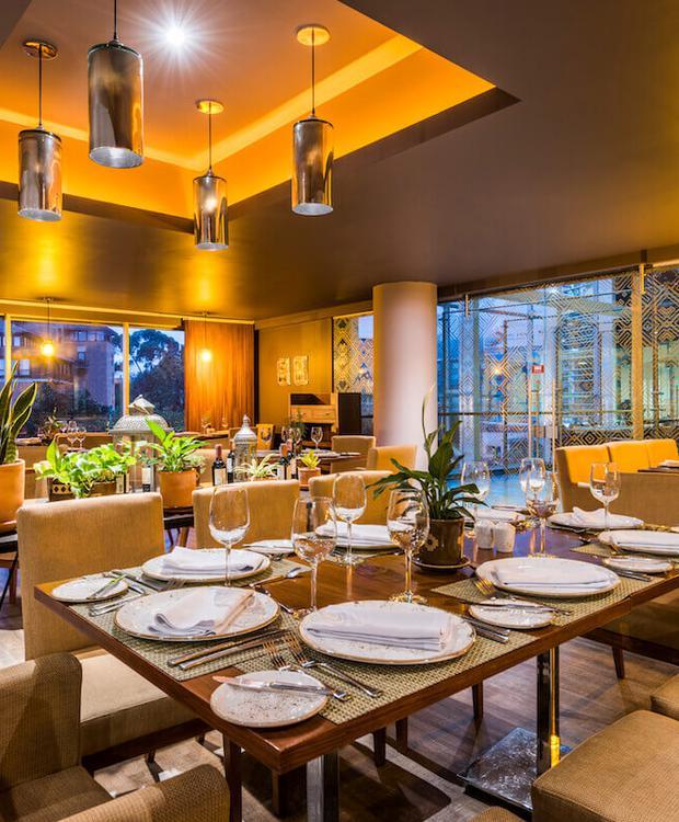 Restaurante Sonesta Hotel Bogotá Bogota
