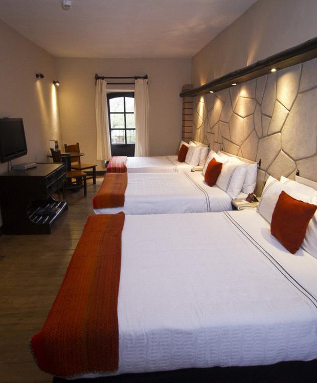 Quarto Doble Sonesta Hotel Posadas del Inca Yucay Yucay, Peru