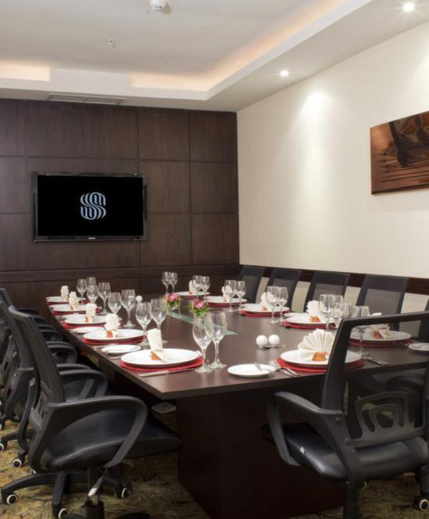 Salão Executive Sonesta Hotel Guayaquil Guaiaquil