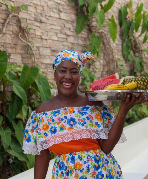 Su gente Hotel GHL Relax Corais de Indias Cartagena das Índias