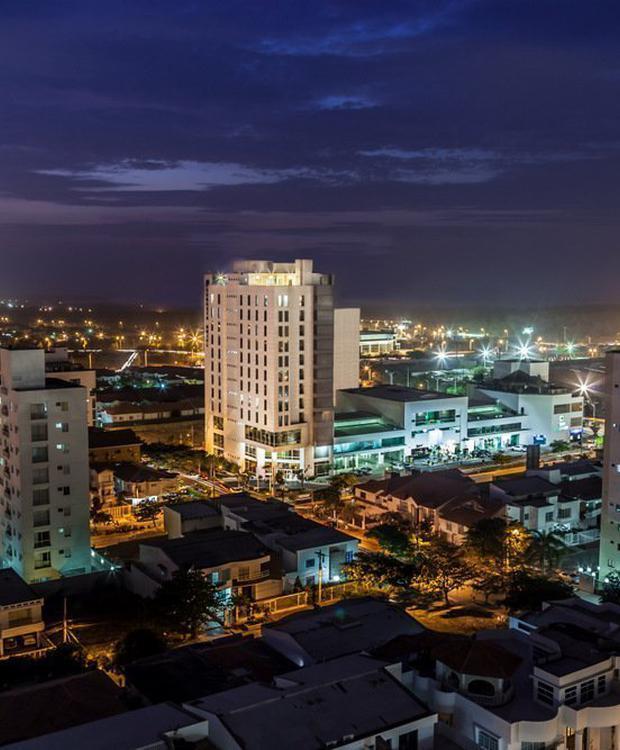 Façada Sonesta Hotel Barranquilla Barranquilla