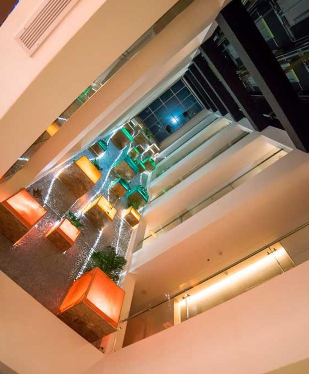 Fachada Biohotel Organic Suites Bogota