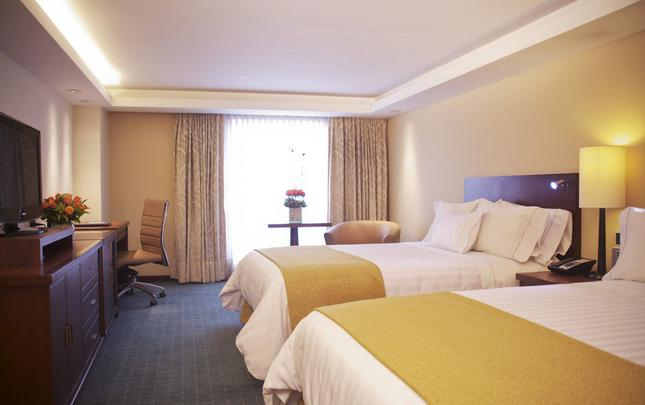 Quarto Superior GHL Hotel Capital Bogota