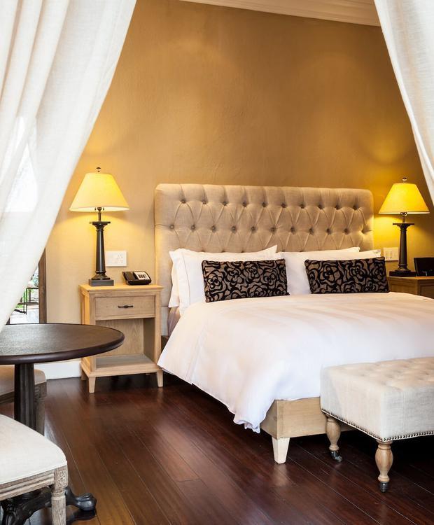 Quarto Bastión Deluxe no Bastión Luxury Hotel Bastión Luxury Hotel Cartagena das Índias