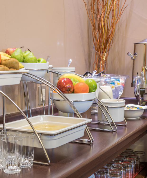 Alimentos e bebidas Hotel Geotel Calama Calama