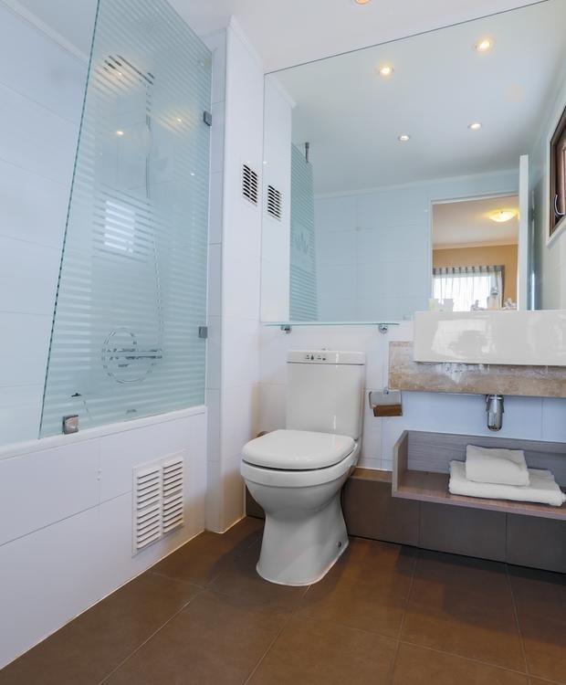 Banheiro Hotel Geotel Antofagasta Antofagasta