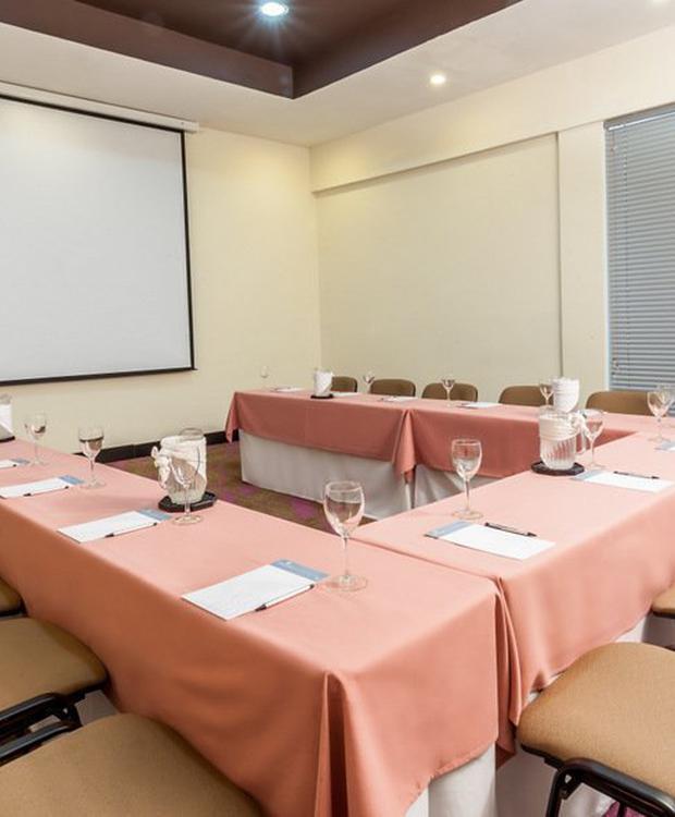 Salão VIP Sonesta Hotel Barranquilla Barranquilla