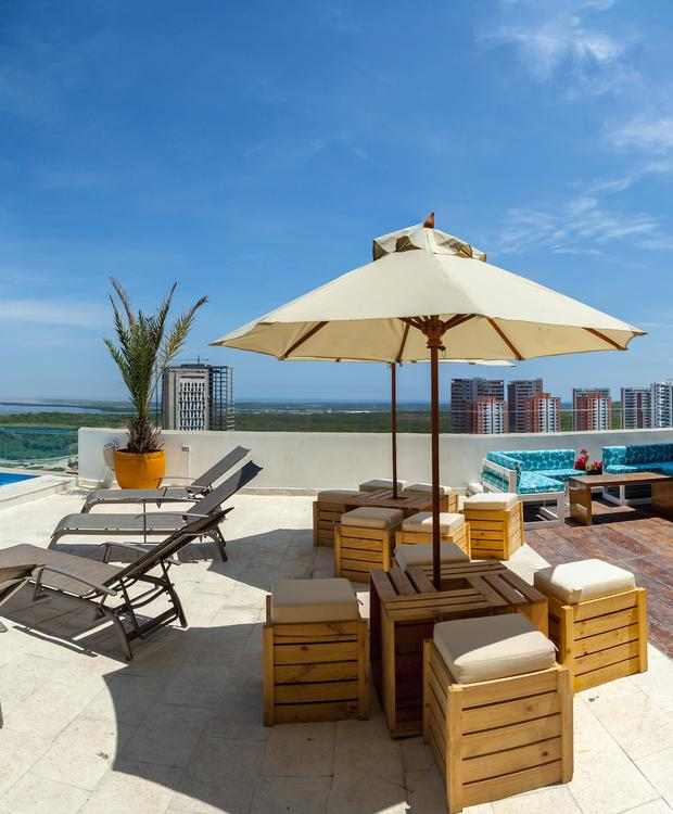 Terraço GHL Collection Barranquilla Hotel Barranquilla
