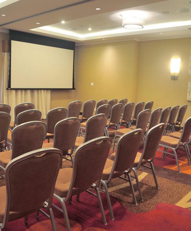 Sala de reuniões Hotel Hilton Garden Inn Panamá Cidade do Panamá