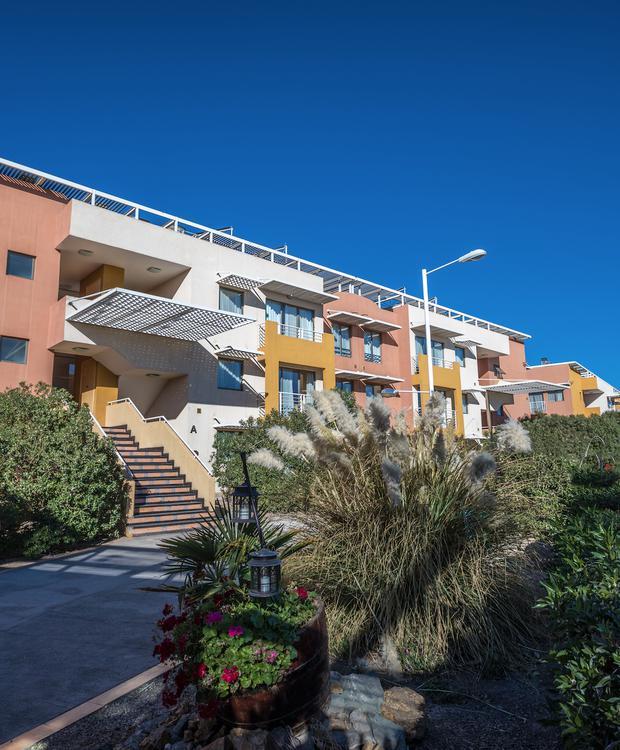 Fachada Hotel Geotel Calama Calama