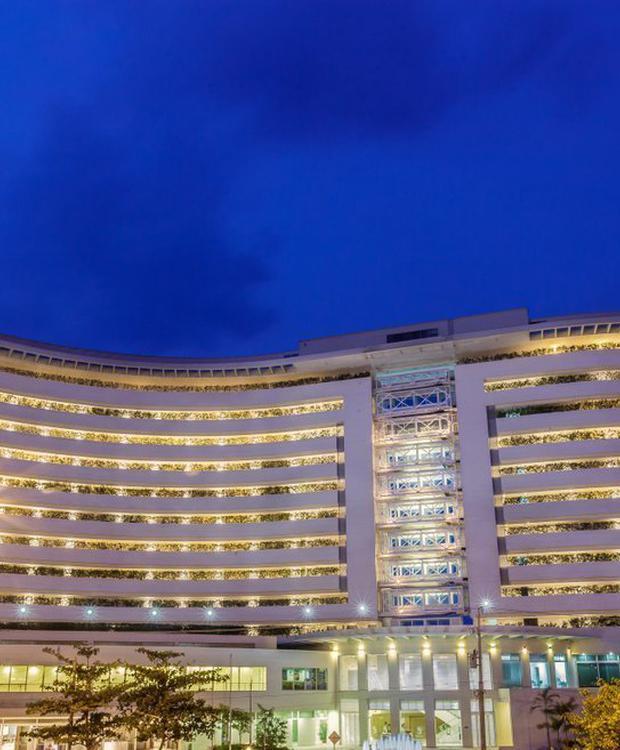 Façada Hotel GHL Relax Corais de Indias Cartagena das Índias