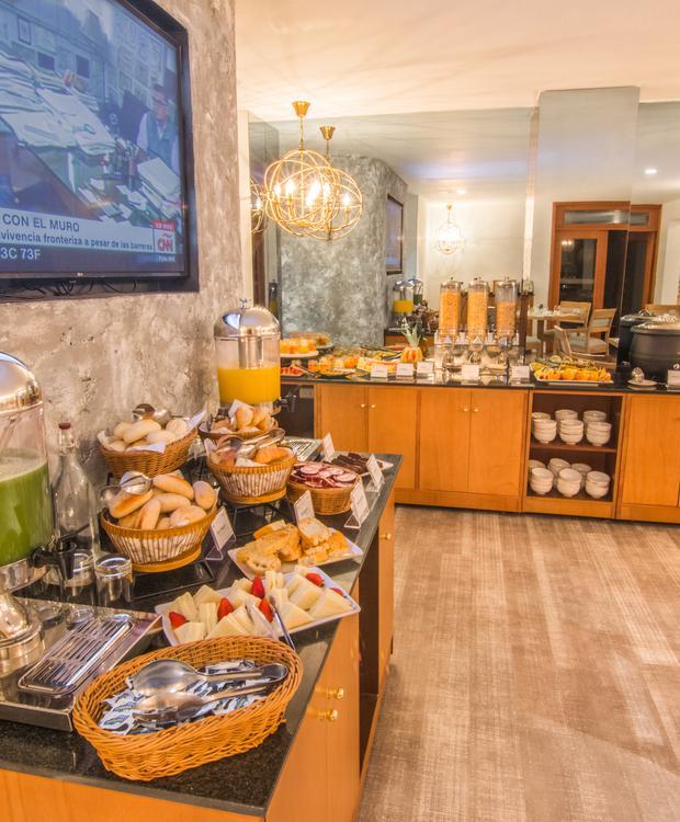 Restaurante Cook´s Hotel GHL Collection Hamilton Bogota
