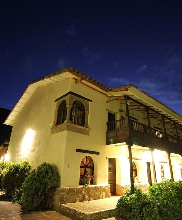 Façada Sonesta Hotel Posadas del Inca Yucay Yucay, Peru