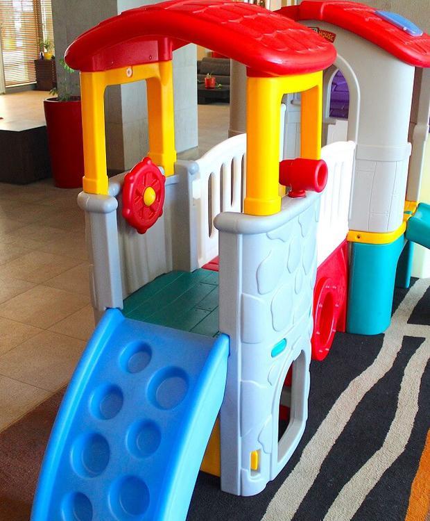 Parque infantil Sonesta Hotel Osorno Osorno