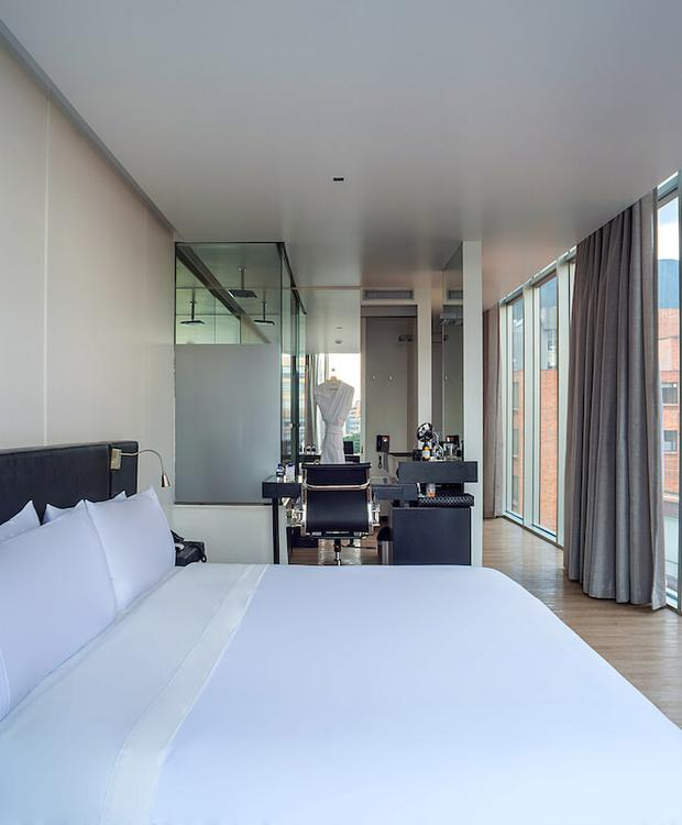 Quarto Hotel GHL Collection 93 Bogota