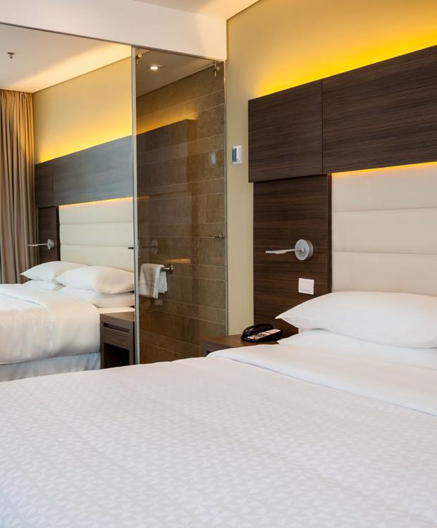 Quarto Hotel Four Points By Sheraton Bogotá Bogota