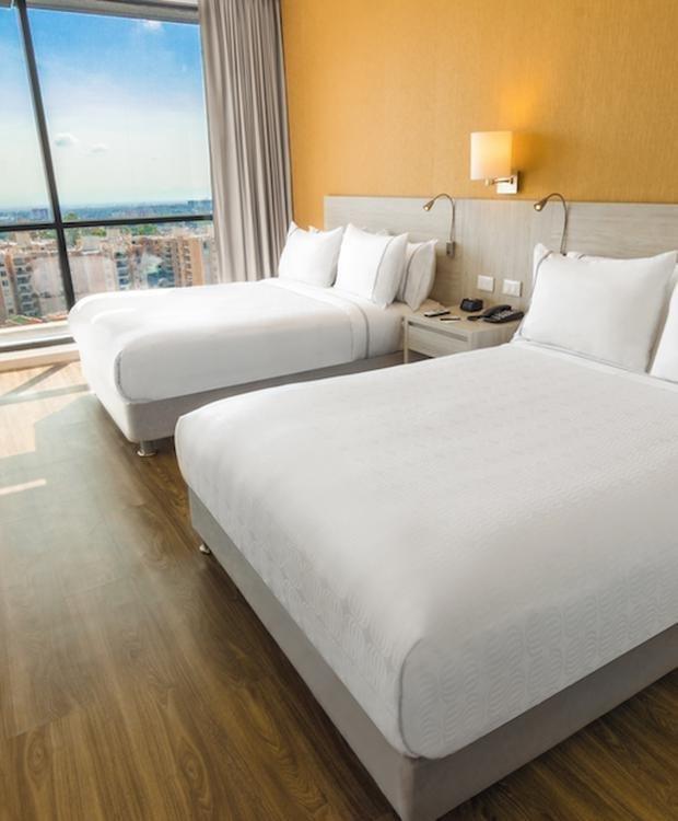 Quarto Twin Standard Sonesta Hotel Ibague Ibagué