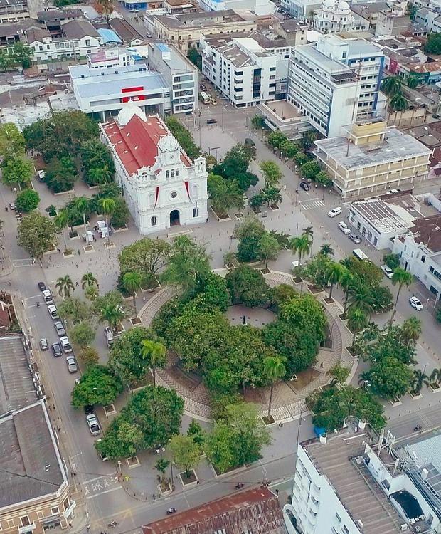 Catedral de San Jerônimo - Parque Simon Bolivar GHL Hotel Montería Montería
