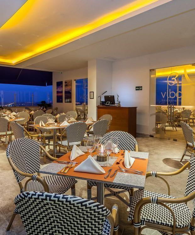 Restaurante GHL Hotel Grand Villavicencio Villavicêncio