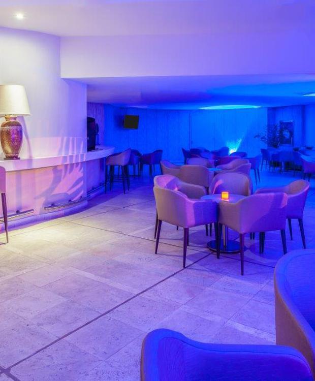 Bar Corales Hotel GHL Relax Corais de Indias Cartagena das Índias