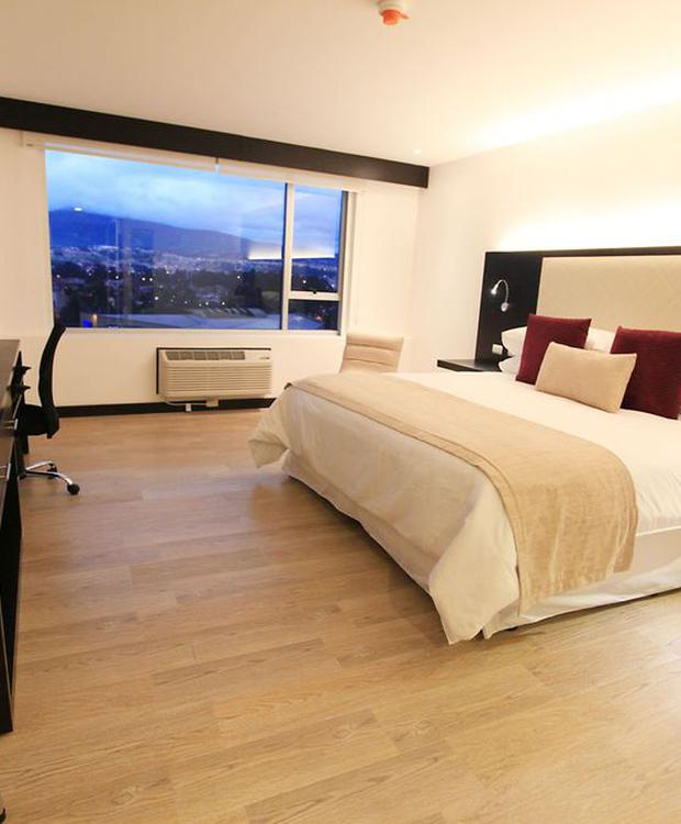 Quarto Hotel Four Points by Sheraton Cuenca Cuenca
